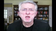 AOL buys news website the Huffington Post Professor Jeff Jarvis interview SOT