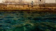 Am Dock Hvar, Kroatien