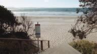 Byron Bay Main beach, empty