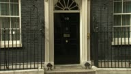 Downing Street Boris Johnson departing Number 10 / Amber Rudd departing with Brandon Lewis and Jeremy Wright / Alun Cairns Jeremy Hunt and Chris...