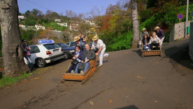 Cable Car & Sledge Ride