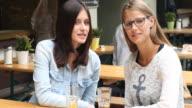 Cafe culture in Berlin Kreuzberg
