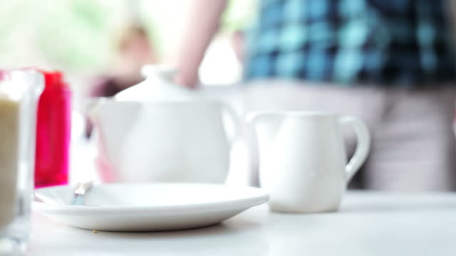 Cafe' Culture: tea break
