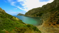 Cala Boquer Mallorca Beach Paradise Tropical Island Spain SPA Background