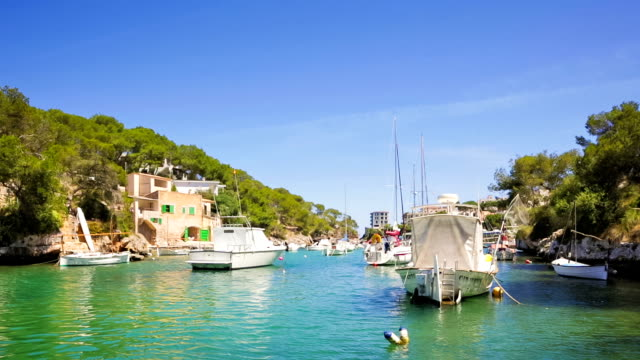 Cala Figuera Spain  city photos : Cala Figuera Majorca Spain Stock Footage Video | Getty Images