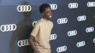 Caleb McLaughlin at Audi Celebrates the 69th Emmys® in Los Angeles CA