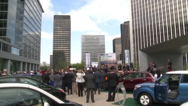 California governor Jerry Brown praised the success of electric cars in his state where half of the countrys electric vehicles can be found