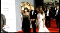 Duke and Duchess of Cambridge attend BAFTA gala via REUTERS USA California Los Angeles EXT **flash photography throughout** Prince William Duke of...