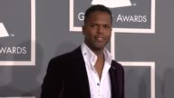 AJ Calloway at 54th Annual GRAMMY Awards Arrivals on 2/12/12 in Los Angeles CA