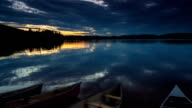 Lago calmo