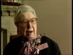 Cambridge University honours women who won degrees before 1948 Vox pops women graduates SOT