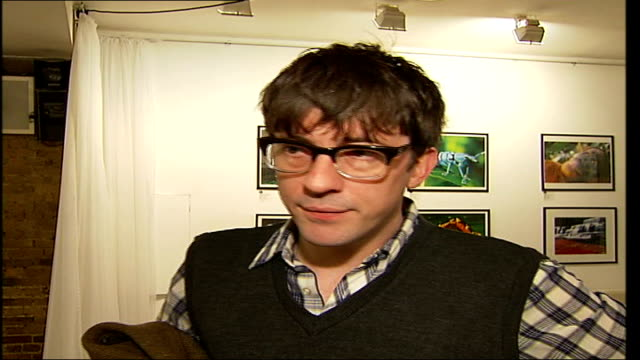 Pudstock concert Graham Coxon interview SOT they phoned me up and said do you fancy doing this acoustic thing and although I dread doing acoustic...