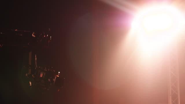 Camera kranen in Concert