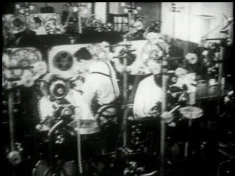 1951 MS camera crew processing film