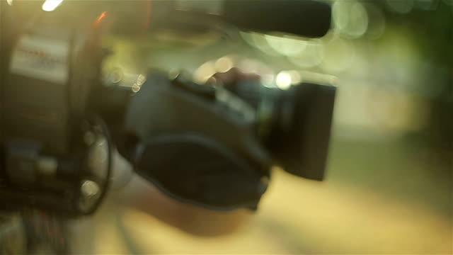Kamera, Nahaufnahme