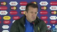 Cameras filming everything in stadiums make it hard for players to play dirty says Brazil coach Dunga ahead of the Copa America quarter final against...