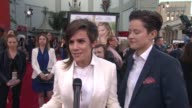 INTERVIEW Cameron Esposito on her role in the film working with the all star cast on TCL and what it means for her to have a film premiere at the...