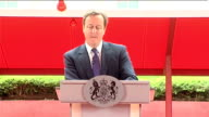 Cameron speech supports tourist industry We're going to be a government that understands the huge potential of our tourism industry that gets...