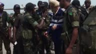Cameroon said Wednesday its forces have freed a German hostage kidnapped six months ago in Nigeria by Boko Haram as African leaders appealed to the...