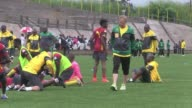 Cameroons national football team coach says a new generation of players was needed after a disastrous World Cup performance and as the Lions eye up...