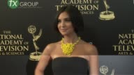 Camila Banus at the 2014 Daytime Emmy Awards at The Beverly Hilton Hotel on June 22 2014 in Beverly Hills California