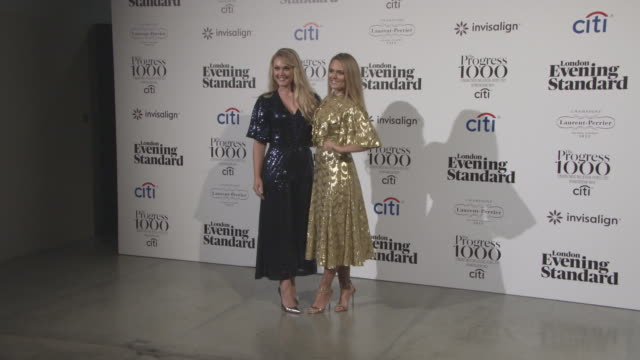 Camilla Kerslake Francesca Dutton at The Progress 1000 London's Most Influential People in partnership with Citi and sponsored by Invisalign UK on...