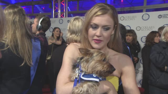 INTERVIEW Camilla Kerslake on being a dog lover performing at the gala listening to Brian Ferry soundtrack having her photo taken with George Osborne...