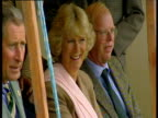 Camilla ParkerBowles and Prince Charles chatting at Mey Games Aug 02