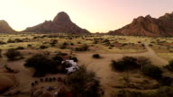 HELI Camp By The Spitzkoppe