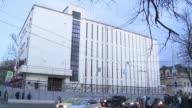 Campana en Rusia para salvar los afamados edificios constructivistas que quedan en Moscu algunos de ellos deteriorados o sobre los que pesa la...