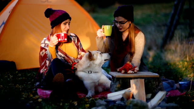 Camping On Cold Wheater