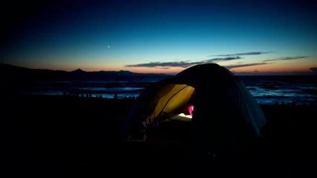 Campeggiare