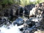 MS, Canada, British Columbia, Vancouver Island, East Sooke Regional Park, Rocky river