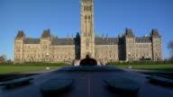 Die kanadischen Parlamentsgebäude