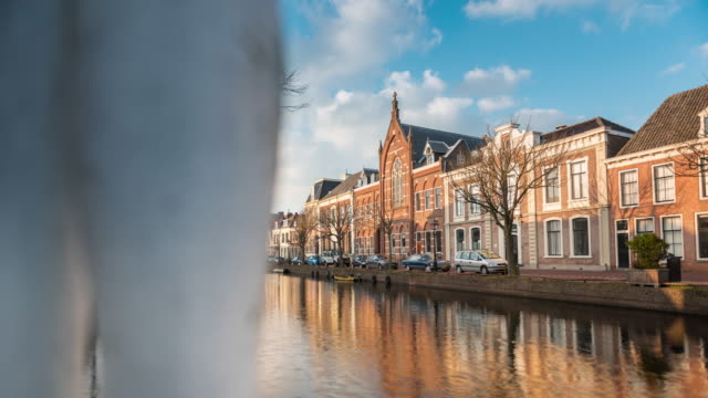 TIME LAPSE: Canals of Alkmaar