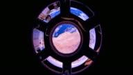 Canary Islands to Kerguelen Islands - ISS Timelapse