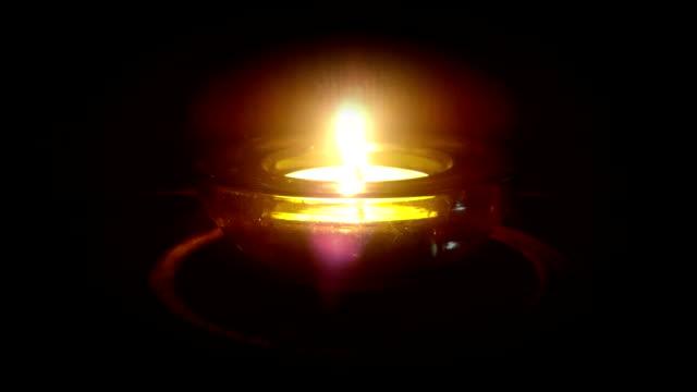 Candela Burning