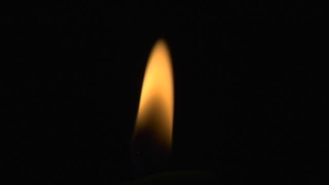 Kerze flame