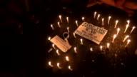 A candlelit vigil took place in Makati in the Philippines on Tuesday with demonstrators calling on authorities to spare the life of Mary Jane Veloso...