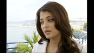 EXT Aishwarya Raj interview SOT talks of working on Pink Panther 2John Cleese is hysterical
