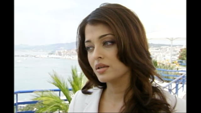 Bollywood deals EXT Aishwarya Raj interview SOT talks of working on Pink Panther 2John Cleese is hysterical