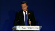 Cameron press conference Question Thank you very much Could I ask you say the eurozone problems aren't fixed the crisis continues so does that mean...