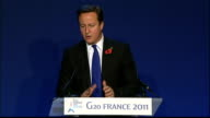 Cameron press conference Question Just briefly aren't you saying though that eurozone taxpayers aren't taking all the necessary action to support...