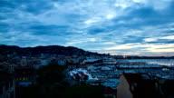 Cannes Sunrise