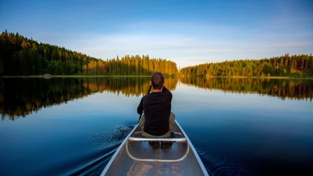 Canoeing POV