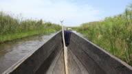 Canoes Uganda 1