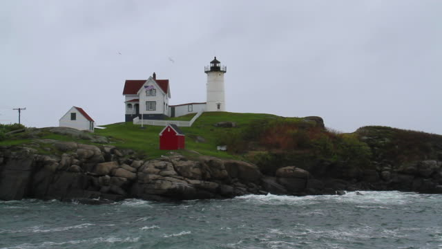 Cape Neddick ('Nubble') Lighthouse