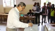 Cape Verde's President Jorge Carlos Fonseca has won a landslide victory in a nation hailed as a model for African democracy sweeping nearly three...