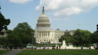 US Capitol Building from 3rd Street. Shot in 2012.