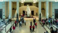 T/L Capitol Building in Washington DC interior